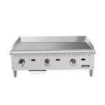 Padela PCMG-36 - Heavy Duty Griddle, natural gas, countertop, 36.0