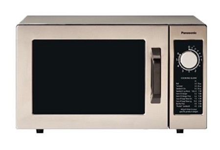 Panasonic Ne 1025 Pro Commercial Microwave Oven 1000 Watts 0 8 Cu