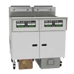 Pitco SSHLV184-C/FD - Solstice Supreme Reduced Oil Volume Fryer System, gas, (1) fryer: (1) 42 lb oil capacity full tank