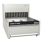 Pitco PCC-28 - Crisp 'N' Hold Food Station, Countertop, 4 Sections, 1780 Cu. In.