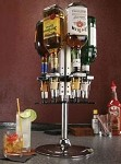 Precision Pourers ROLMM - Rotary Metered Liquor Dispenser, 6 bottle
