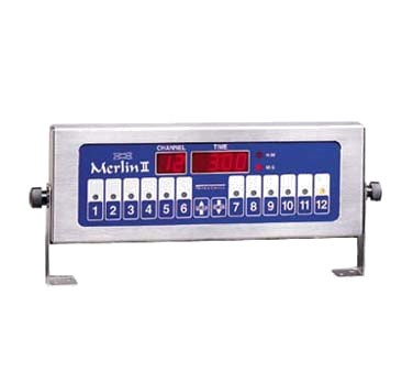 Prince Castle 740-T12 - Timer, Electric 12-channel Food Timer