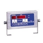 Prince Castle 740-T4 - Timer, Electric, 4-channel, single function. This LCD readout co