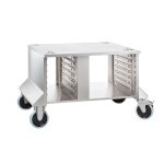 Rational 60.30.891 - Mobile Catering Stand, side & top closed, rear open, 26-3/8