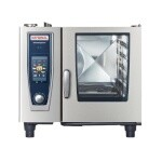 Rational B618106.19 - (SCC XS 61 E 208V - 1 Phase) SelfCooking Center Combi oven/steamer