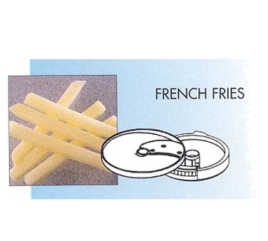 "Robot Coupe 27116 - French Fry Plate Assembly, 8x8mm (5/16"")"