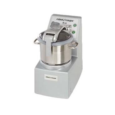 Robot Coupe R10 - Cutter/Mixer, vertical, bench-style, 10 Qt.
