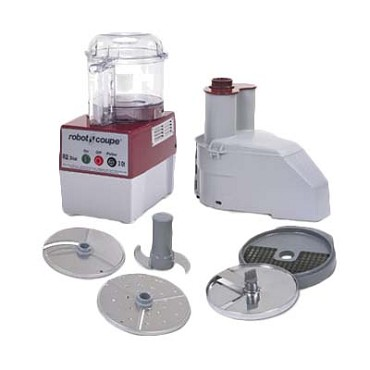 Robot Coupe R2 CLR DICE - Commercial Food Processor, 3 Qt.
