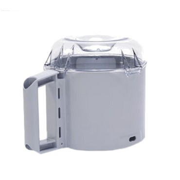 Robot Coupe 27239 - Bowl Kit, includes one each 112204 gray 3 qt.