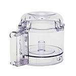 Robot Coupe 27240 - Bowl Kit, includes one each 112203 clear 3 qt. bowl