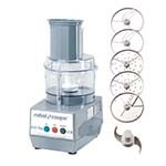 Robot Coupe R101P PLUS - Combination Food Processor, 2.5 qt. with pulse