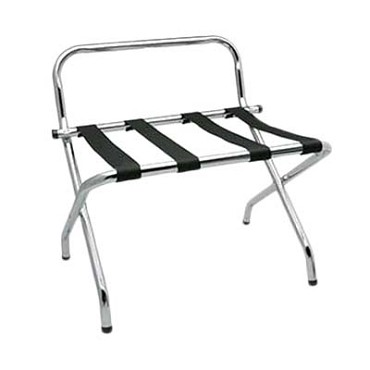 Royal ROY 779 - Luggage Rack, with guard, chrome frame