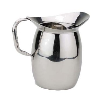 Royal ROY B 605 - Water Pitcher, bell-shaped, 3 quart, with ice guard, (Case of 24)