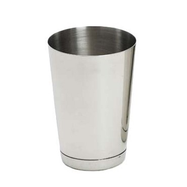 Royal ROY CST 1 - Shaker Cup, 16 oz., stainless steel