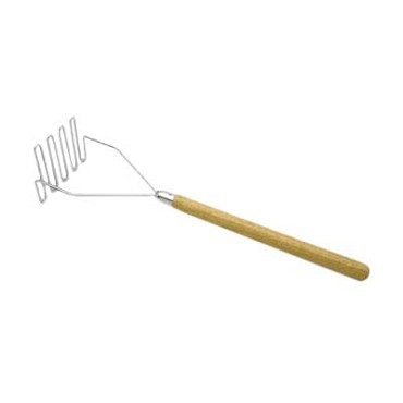 "Royal ROY PM SQ 24 - Potato Masher, 24"" long, 4-1/2"" x 4-1/2"" square head"