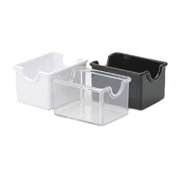 Royal ROY PPH 1 W - Sugar Packet Caddy, plastic, white, (Case of 36)