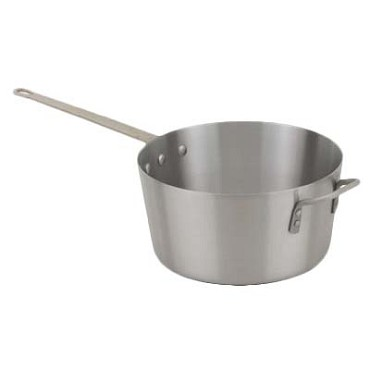 Royal ROY RSP 10 - Sauce Pan, 10 qt., without lid, tapered sides, helper handle