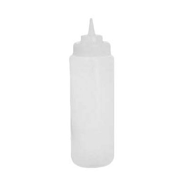 Royal ROY SO 24 C - Squeeze Dispenser, 24 oz., clear, (Case of 24)