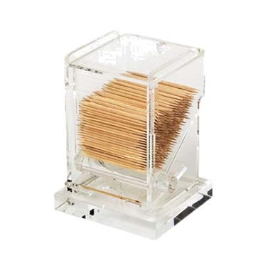 Royal ROY TPD 1 - Toothpick Dispenser, clear acrylic