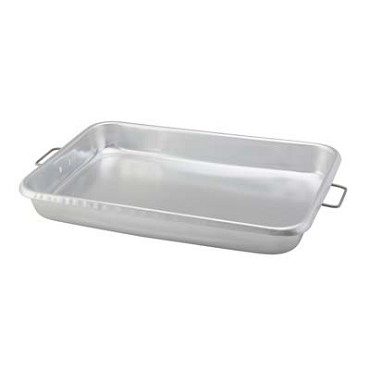 "Royal ROY BP 182635 - Bake Pan, 18"" x 26"" x 3-1/2"", handles, aluminum"