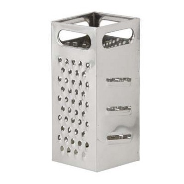 Royal ROY GR 4 - Grater, 4 sided, stainless steel