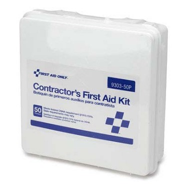 Royal FAK 50 P - First Aid Kit, 50 person, plastic case