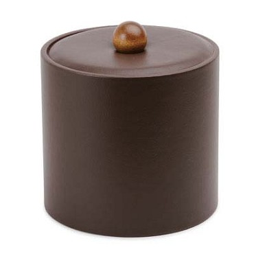 Royal IBUK DRK BRN - Ice Bucket, 3 qt., dark brown (Case of 12)