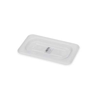 Royal ROY PCC 1900-1 - Food Pan Cover, 1/9-size, solid, polycarbonate, NSF