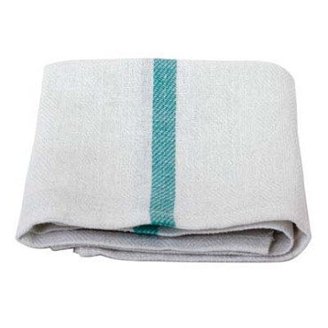 Royal RHB - Bar Towel, stripe herringbone, 100% cotton, (Case of 12)
