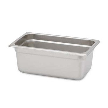 "Royal ROY STP 1404 - Steam Table Pan, quarter, 3-1/4 qt., 4"" deep"