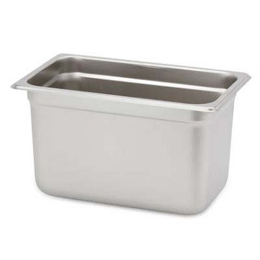 "Royal ROY STP 1406 - Steam Table Pan, quarter, 4-3/4 qt., 6"" deep"