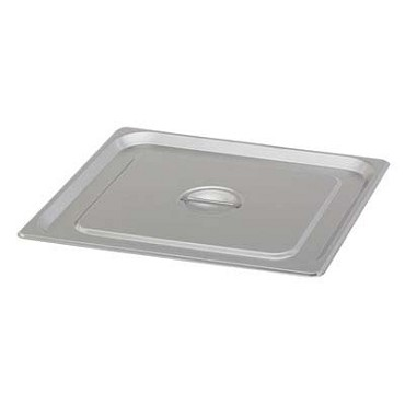 Royal ROY STP 2300 1 - Pan Cover, two-thirds size, solid, stainless steel, NSF