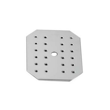 Royal ROY STP FB 2 - False Bottom, half size, perforated, stainless steel