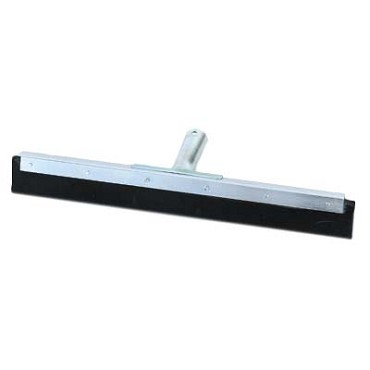 "Royal SQ FLR 30 S - Floor Squeegee, 30"", (3) rubber blades, steel body"