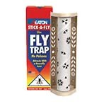 Royal JT 444 - JT Eaton Stick-a-Fly Fly Trap, no poisons, fumes or odors, (12 per case)