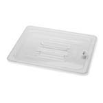 Royal ROY PCC 1200-1 - Food Pan Cover, 1/2-size, solid, polycarbonate, NSF