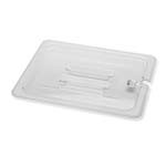 Royal ROY PCC 1200-2 - Food Pan Cover, 1/2-size, notched, polycarbonate, NSF