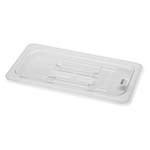 Royal ROY PCC 1300-1 - Food Pan Cover, 1/3-size, solid, polycarbonate, NSF