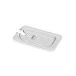 Royal ROY PCC 1900-2 - Food Pan Cover, 1/9-size, notched, polycarbonate, NSF