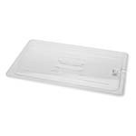 Royal ROY PCC 2000-2 - Food Pan Cover, full size, notched, polycarbonate, NSF