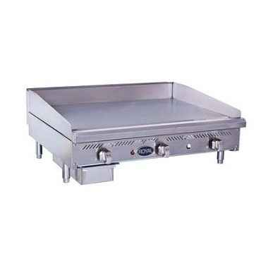 Royal Range RMG-24 - Griddle, Gas, Countertop, 24 in.