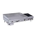 Royal Range RMG-12OB2NG - Griddle/Hotplate, Gas, countertop, 24