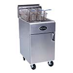 Royal Range RFT-60 - Floor Fryer, Gas 60 Lb.