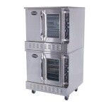 Royal Range RCOS-2 - Convection Oven, Gas, double deck, standard depth, thermostatic