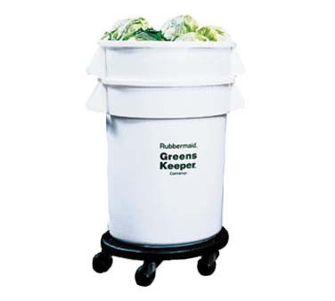 Rubbermaid FG263600WHT - Vegetable Container- 32 Gallon