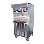 Sani Serv 624 - Shake Dispenser, floor model, air-cooled self-contained refriger