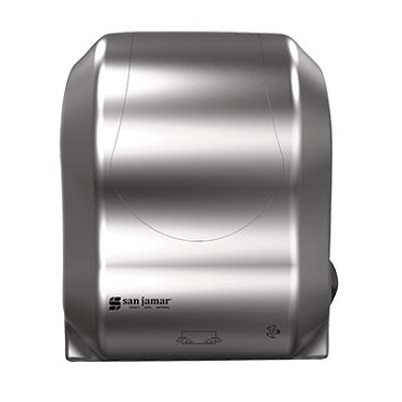 "San Jamar T7470SS - Paper Towel Dispenser, 12.5""W x 16.5""H, stainless steel"