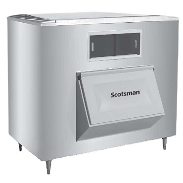 Scotsman BH1100SS-A - Upright Ice Bin, 860 lb. Storage Capacity