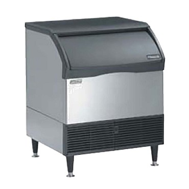 Scotsman CU3030SA-32 - Undercounter Cube Ice Machine with Bin, Air Cooled