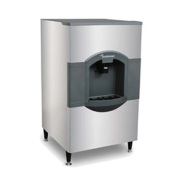 Scotsman HD30B-1 - Hotel Motel Ice Dispenser 180 lb. Storage Capacity